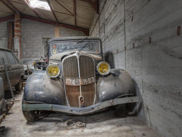 Garage Poussey (FR)