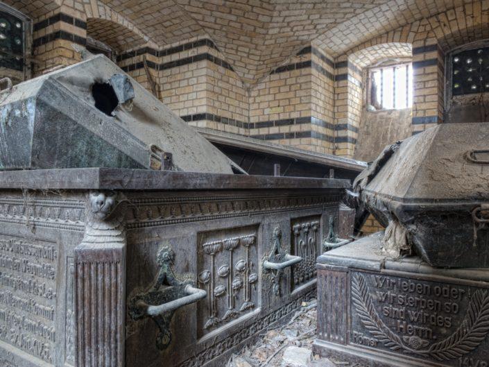 Mausoleum Sarcofagos (DE)