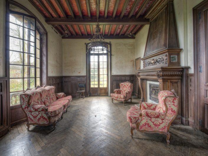 Chateau des Sangliers (FR)